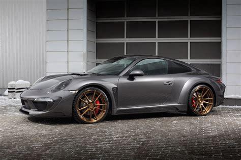 Porsche Carrera Pictures by 2016 Porsche 911 Carrera 4s By Topcar Picture 663979