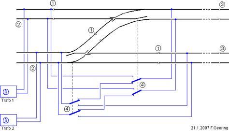len ohne strom felix modellbahn technik dynamische fahrstromlenkung