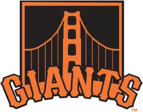Sf Logo San Francisco Giants Alternate Logo 2015 Span Of The