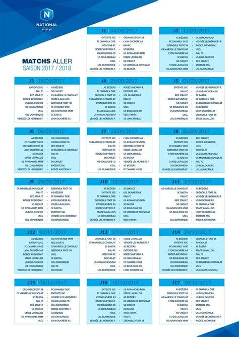 libro nationwide football annual 2017 2018 le calendrier complet du national 1 pour la saison 2017 2018 grenoblefoot