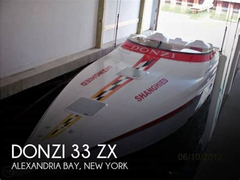 donzi boat second hand donzi 33 zx in florida open boats used 85157 inautia
