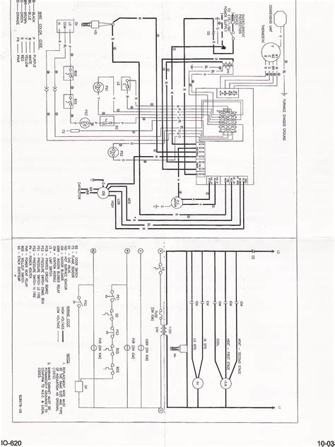 ruud air conditioner wiring diagram wiring diagrams