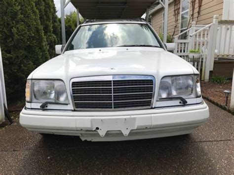 Mercedes E Class Wagon For Sale by 1994 Mercedes E320 Wagon For Sale Mercedes E