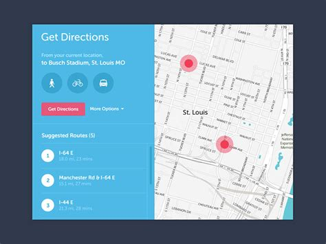 remote layout design jobs map ui by megan fox dribbble