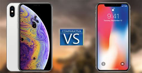 iphone xs vs iphone x diferencias entre los dos m 243 viles de apple