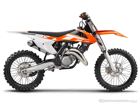 01 Ktm 125 Sx 2016 Ktm Two Stroke Sx Looks Motorcycle Usa