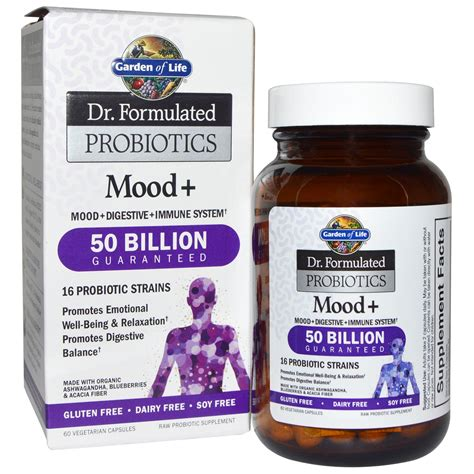 Garden Of Probiotics Review Garden Of Dr Formulated Probiotics Mood 60