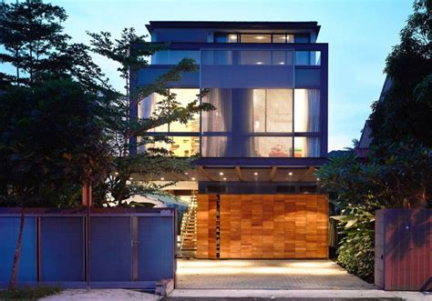 singapore bungalow house design detached modern bungalow by hyla design singapore