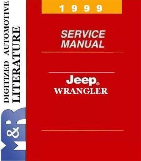2000 jeep tj service manual shop repair workshop wrangler ebay jeep repair service manuals free repair service manuals download