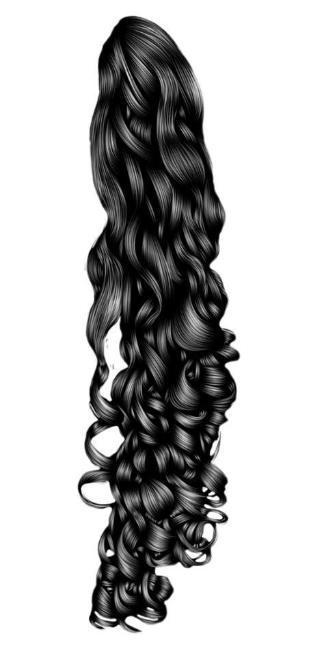 Hair Curls PNG Transparent Image | PNG Arts
