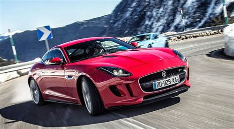 jaguar f type r coupe vs aston martin v12 vantage s 2014