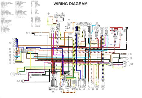 yamaha yfz 450 wiring diagram 29 wiring diagram images