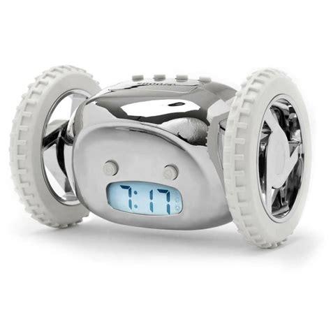Alarm Wheels clocky alarm clock on wheels true blue trends sweet