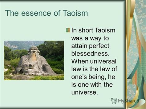 the essence of tao презентация на тему quot religions of china and japan confucianism a fundamental doctrine of