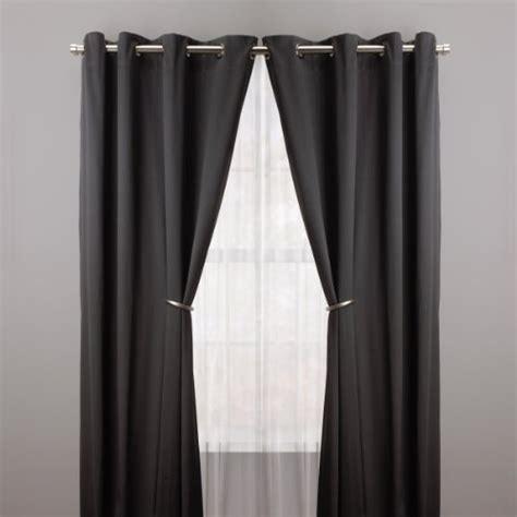 umbra curtain holdbacks umbra halo drapery holdback nickel home garden decor