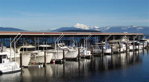 anacortes boat rental the anacortes marina gated 32 to 60 covered open slips