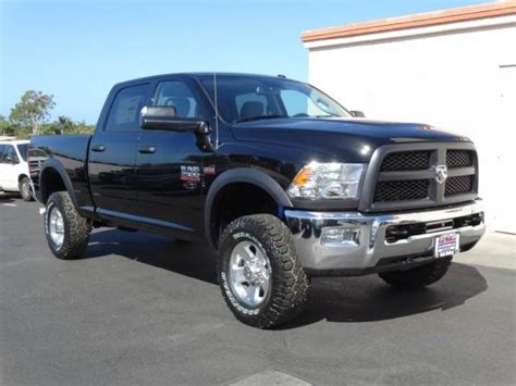 Tradesman Also Search For Metallic Blue Paint Dodge Ram Power Wagon New 2014 Dodge 2500 Diesel 2017 2018