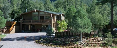 pine arizona family vacation cabin rentals lodging