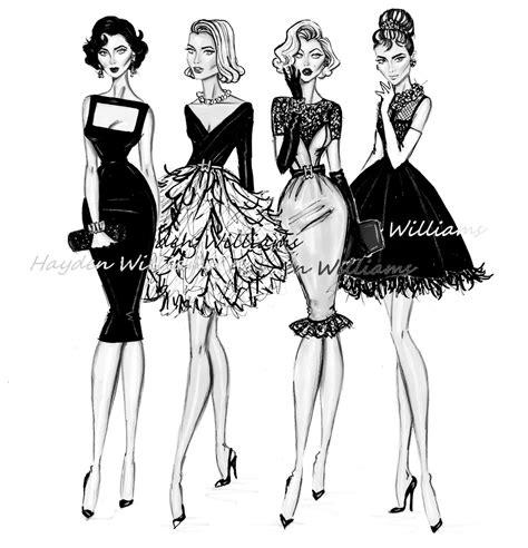 fashion illustration the years hayden williams classic illustration jpg