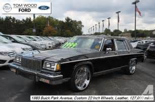 1983 Buick Electra Park Avenue 1983 Buick Electra Park Avenue For Sale In Indianapolis