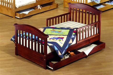toddler storage bed toddler bed with storage ideas ashley home decor