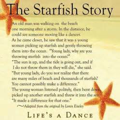 The starfish story pictures photos and images for facebook tumblr