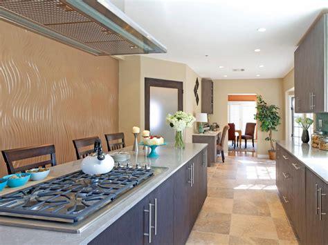 modern kitchen islands hgtv small modern kitchen design ideas hgtv pictures tips