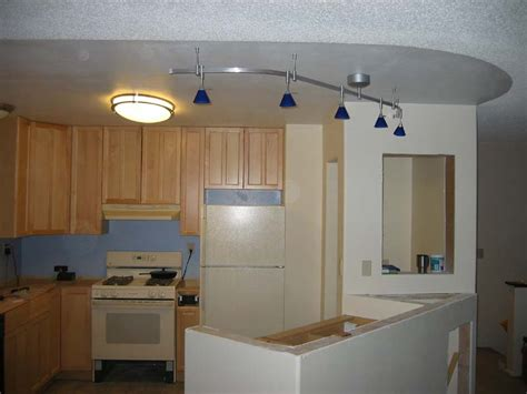 Track Lighting Kitchen Dramatic Effect Kitchen Track Lighting Pictures Modern Kitchens