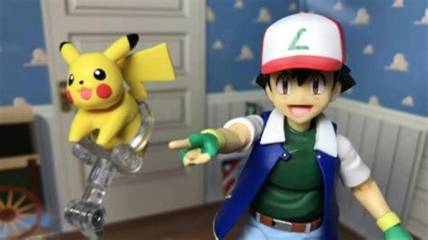 Shf Satoshi Ash Pikachu shf ash pikachu