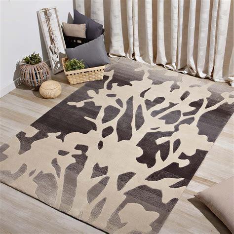 alfombra salon barata  diseno de pelo comprar alfombras outlet  grises modelo