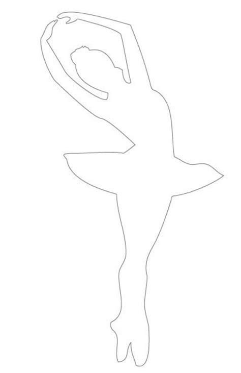 bailarinas para imprimir silueta de bailarina para imprimir pesquisa google