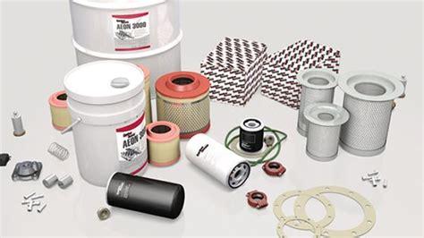 gardner denver compressor genuine parts lubricants