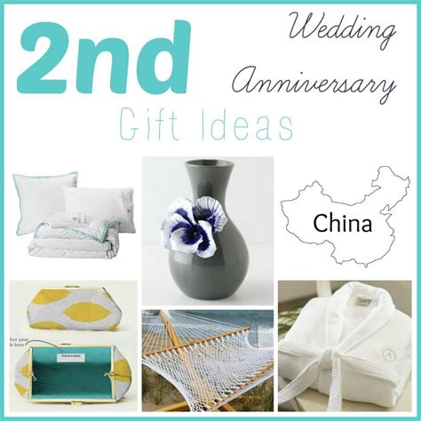 wedding gift ideas second marriage 2nd wedding anniversary ideas