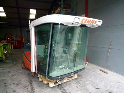 claas kabine claas kabine cabine cabin used used parts for forage