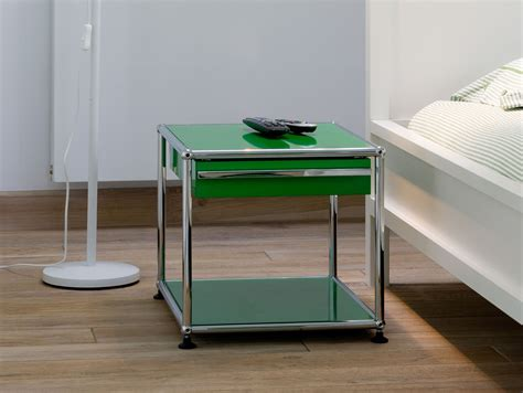 Usm Nachttisch by Usm Haller Nightstand Nachttisch By Usm Modular Furniture