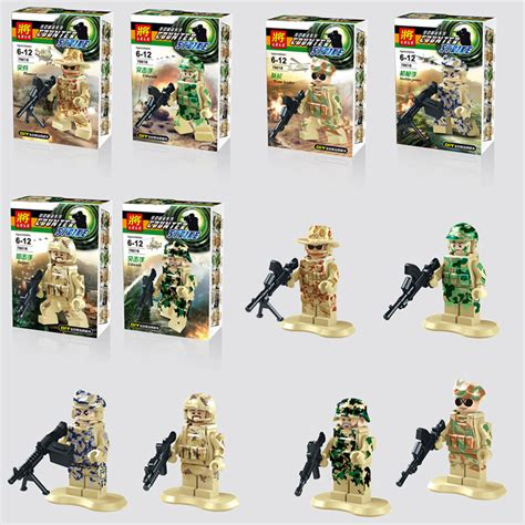 Lego Doll D127 1 6 Set Go 6pcs minifigures lego