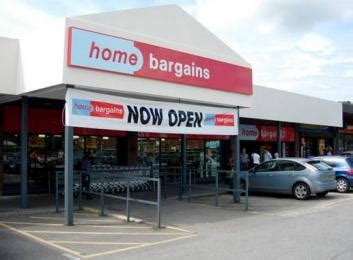 home bargains brownlow whitchurch opening times