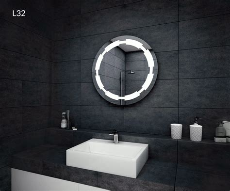 led illuminated bathroom mirror l65 to measure custom size led illuminated bathroom mirror z07 custom size various