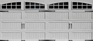 ideal door 174 16 ft x 7 ft 4 white arch lite pnl