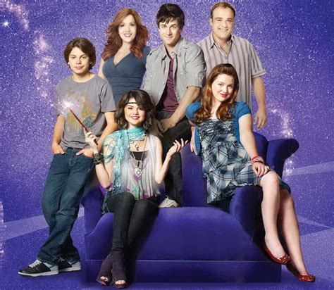 A Place Cast The Cast Wizards Of Waverly Place Photo 13829928 Fanpop
