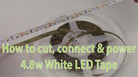 can you cut led light strips led tutorials rgb quickconnect can you cut led