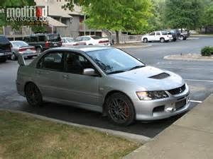 2006 Mitsubishi Evo 9 Mr 2006 Mitsubishi Evolution 9 Mr Lancer Evo For Sale