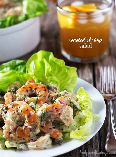barefoot contessa salad check out roasted shrimp salad it s so easy to make