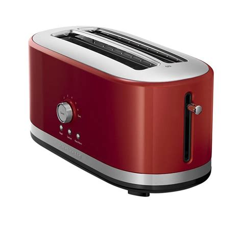 kitchenaid  slice toaster empire red fast shipping