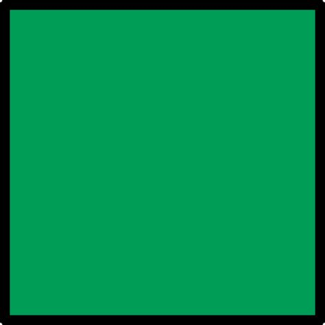 Green Square by Green Square Clip At Clker Vector Clip
