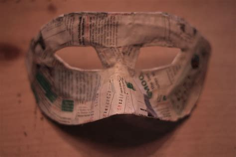 How To Make Paper Mache Masks On Your - 23 cool paper mache mask ideas guide patterns