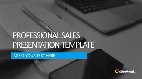 Powerpoint Templates Sales Presentation Professional Sales Presentation Template Slidemodel