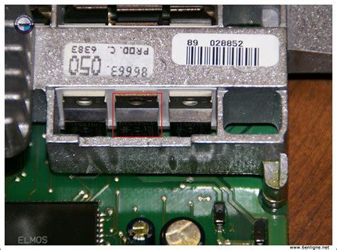 Lu Belakang Stop L Standard Bmw E39 e39 phare avant droit qui reste allum 233 transistor 224 changer electricit 233 alarmes odb