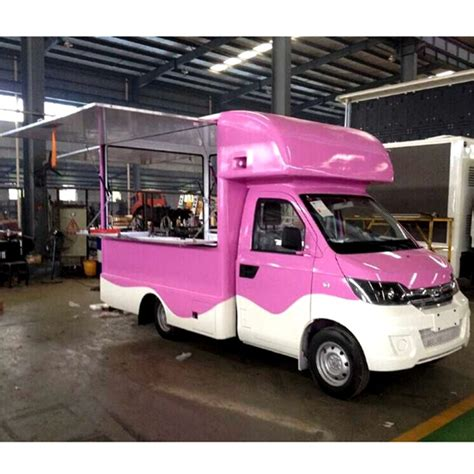 mobile de trucks custom mobile food truck for sale in china with kitchen