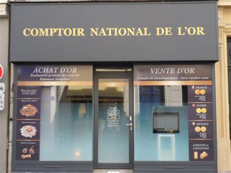 Le Comptoire De L Or by Le Comptoir National De L Or D Orl 233 Ans Achat Et Vente D